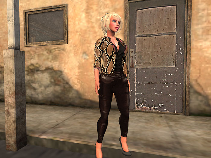 Second Life clothes set 2