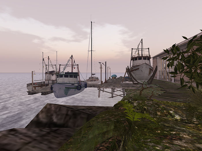 Second Life landscape 3